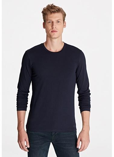 Mavi Basic Sweatshirt Lacivert